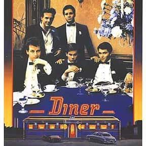 Diner is listed (or ranked) 9 on the list The Best Mickey Rourke Movies