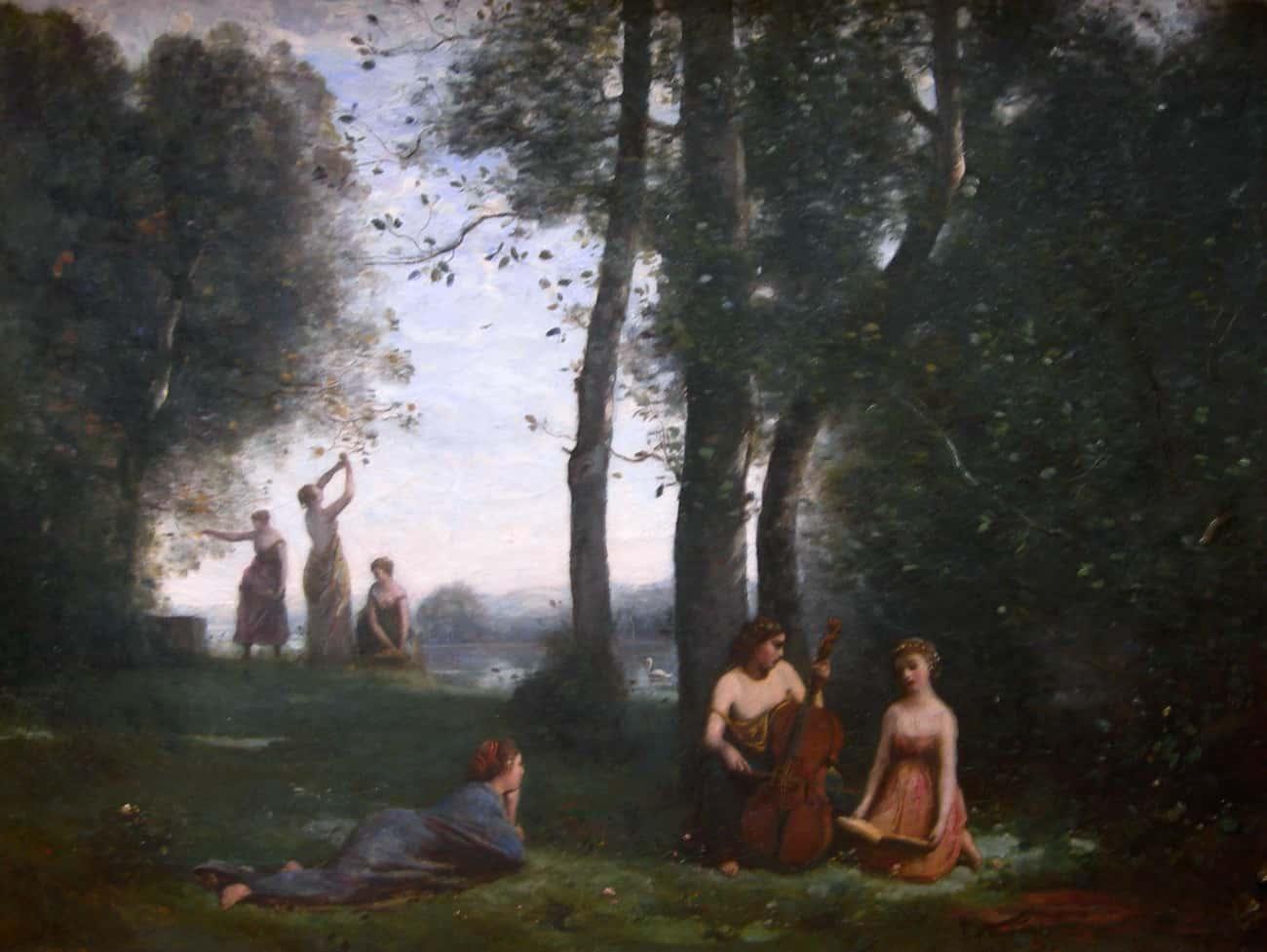 Le concert champêtre