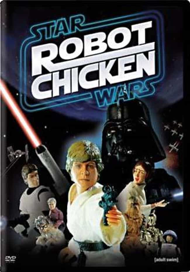 Robot Chicken: Star Wars is listed (or ranked) 2 on the list The Best Cartoon Star Wars Parodies