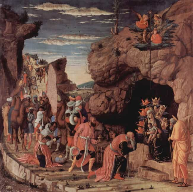 Adoration of the Magi is listed (or ranked) 2 on the list Famous Adoration of the Magi in Art Art