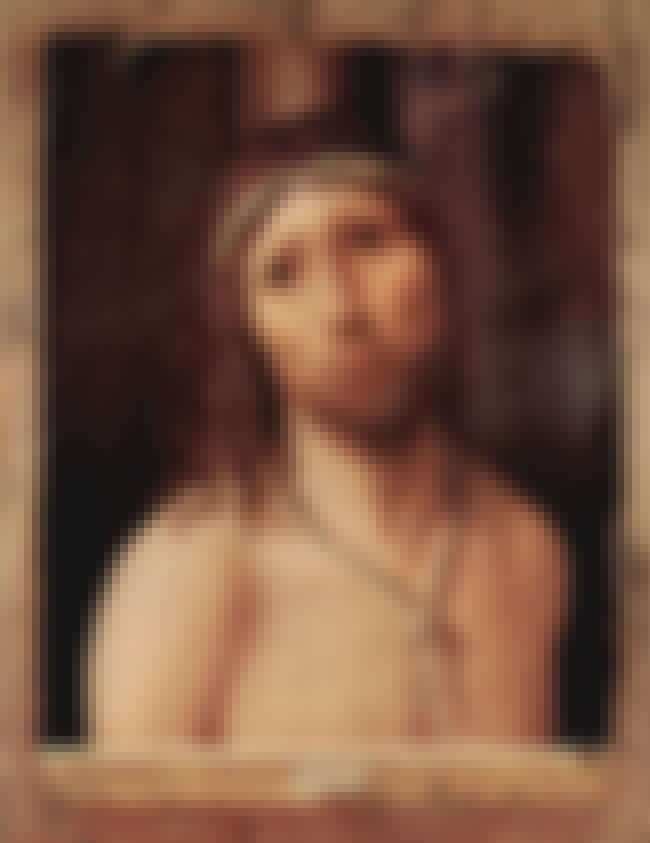 Ecce Homo is listed (or ranked) 3 on the list Famous Ecce Homo Art