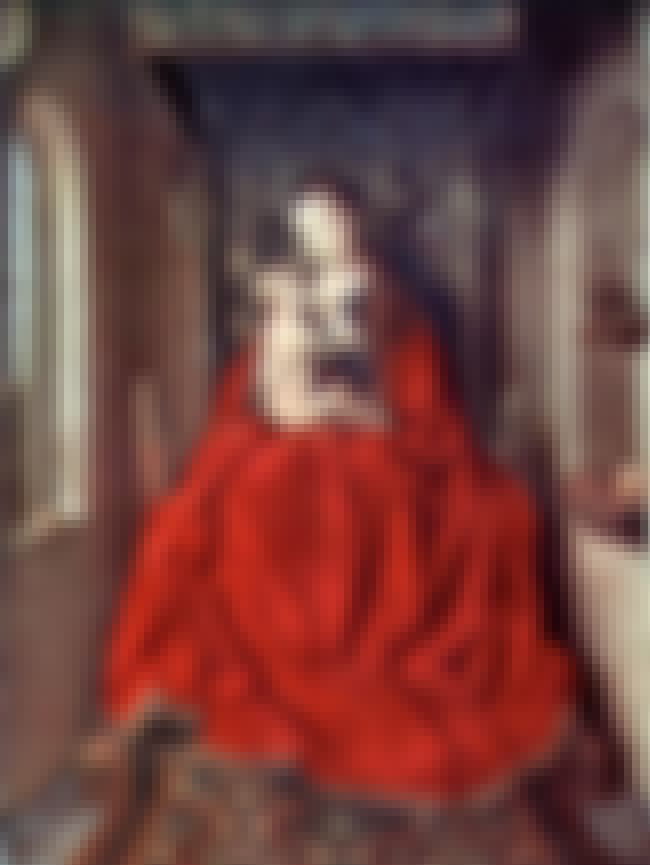 Lucca Madonna is listed (or ranked) 4 on the list List of Famous Jan Van Eyck Artwork
