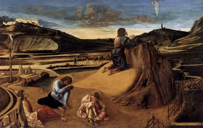 Agony in the Garden is listed (or ranked) 1 on the list Famous Early renaissance Paintings