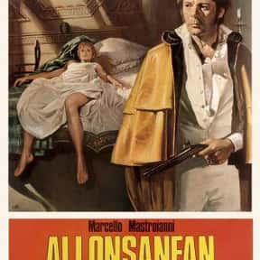 Allonsanfàn is listed (or ranked) 15 on the list Films Scored By Ennio Morricone