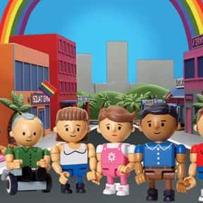 Rick & Steve: The Happiest Gay is listed (or ranked) 2 on the list The Best Logo TV Shows