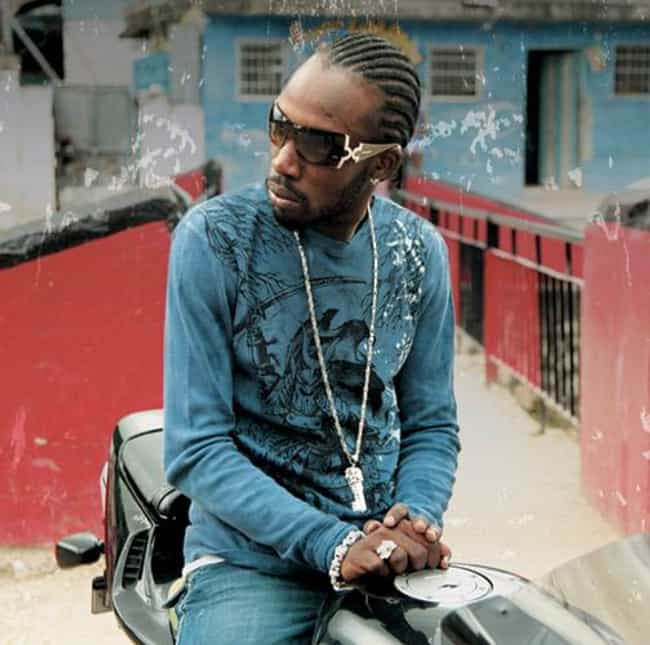 Mavado is listed (or ranked) 3 on the list Famous Male Barbers