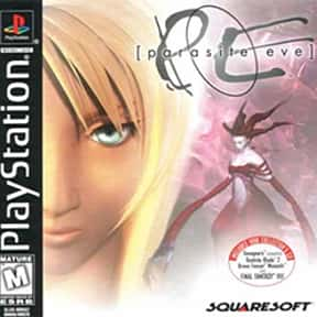 Parasite Eve is listed (or ranked) 10 on the list The Best Playstation 1 (PS1,PSX,PSOne) RPG