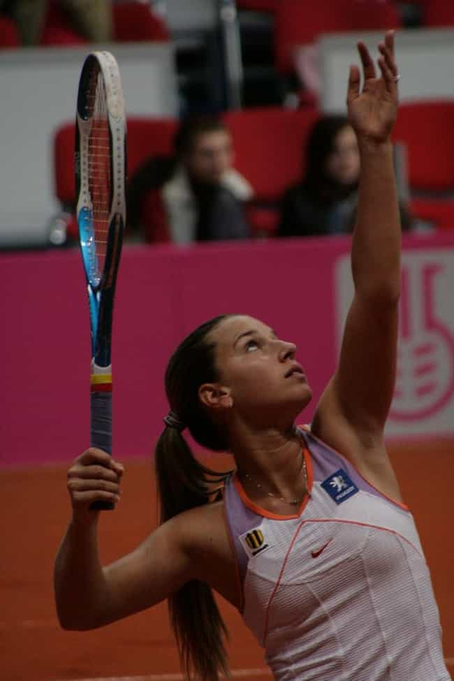 Dominika Cibulková... is listed (or ranked) 3 on the list The Best Tennis Players from Slovakia