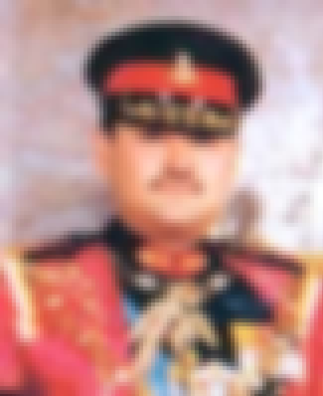Dipendra of Nepal is listed (or ranked) 2 on the list Members of the Shah Dynasty