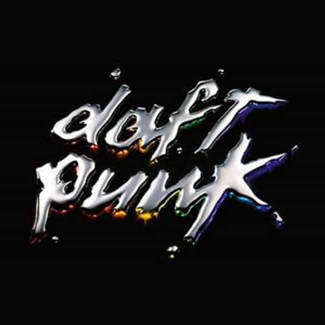 Discovery is listed (or ranked) 1 on the list The Best Daft Punk Albums of All Time