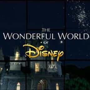 Walt Disney's Wonderful World  is listed (or ranked) 6 on the list The Very Best Shows That Aired in the 1960s