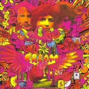 Disraeli Gears is listed (or ranked) 11 on the list The Greatest Guitar Rock Albums of All Time