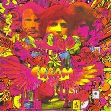 Disraeli Gears is listed (or ranked) 1 on the list The Best Cream Albums of All-Time