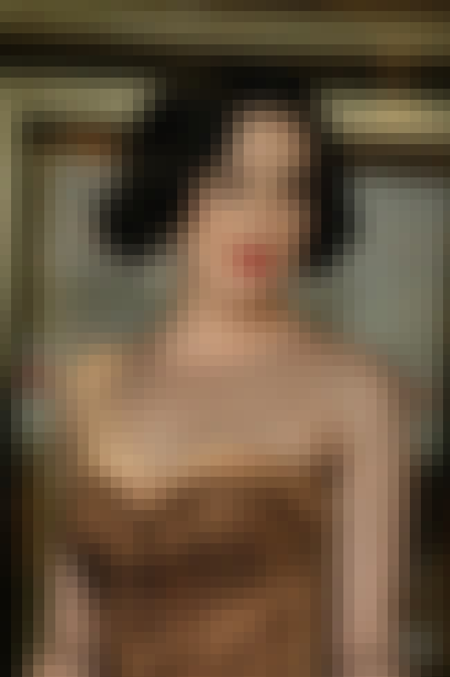 Dita Von Teese is listed (or ranked) 1 on the list Girls Marilyn Manson Has Banged