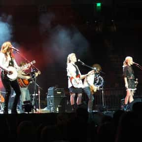The Chicks is listed (or ranked) 13 on the list The Best Folk Trios Of All Time