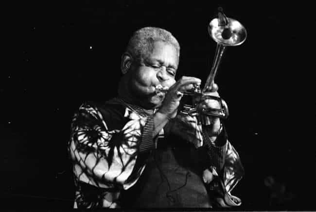 Dizzy Gillespie is listed (or ranked) 4 on the list List of Famous Jazz Composers