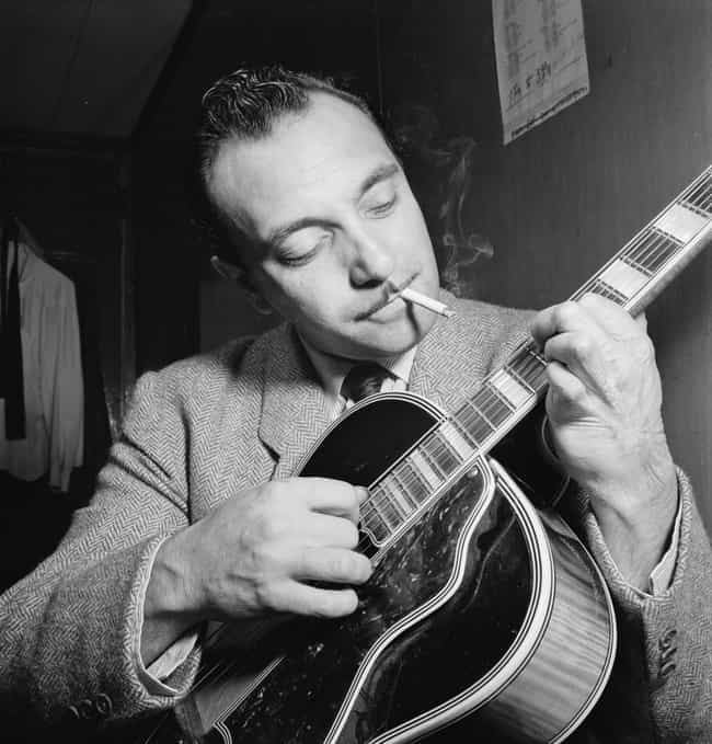 Django Reinhardt is listed (or ranked) 2 on the list The Best Romani Bands/Artists