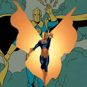 Doctor Fate is listed (or ranked) 11 on the list The Best Members of the Justice League and JLA