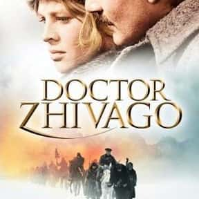 Doctor Zhivago is listed (or ranked) 22 on the list The Best Movies That Are Super Long