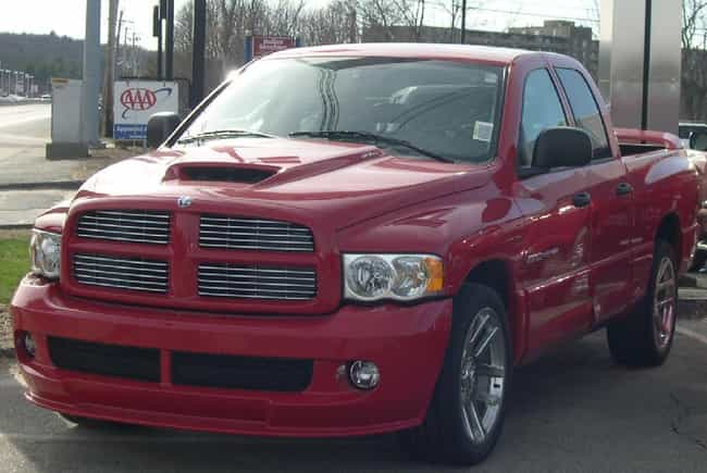 Dodge Ram Srt 10 Is Listed Or Ranked 9 On The List Full