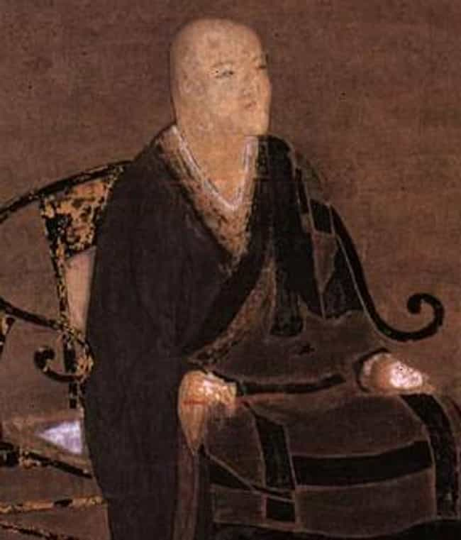 Dogen is listed (or ranked) 2 on the list Mystics of Major Historical Importance