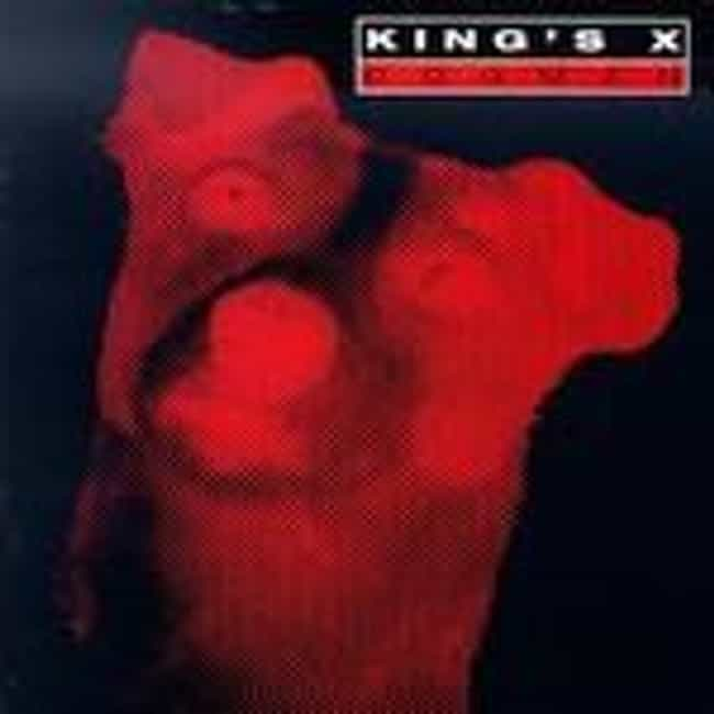 Dogman is listed (or ranked) 2 on the list The Best King's X Albums of All Time