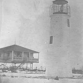 Dog Island Light is listed (or ranked) 17 on the list Lighthouses in Florida