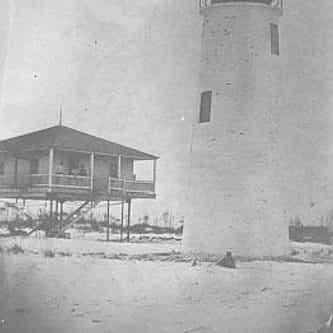 Dog Island Light