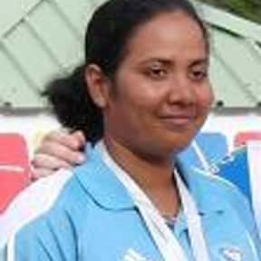 Dola Banerjee is listed (or ranked) 18 on the list Olympic Athletes Born in India