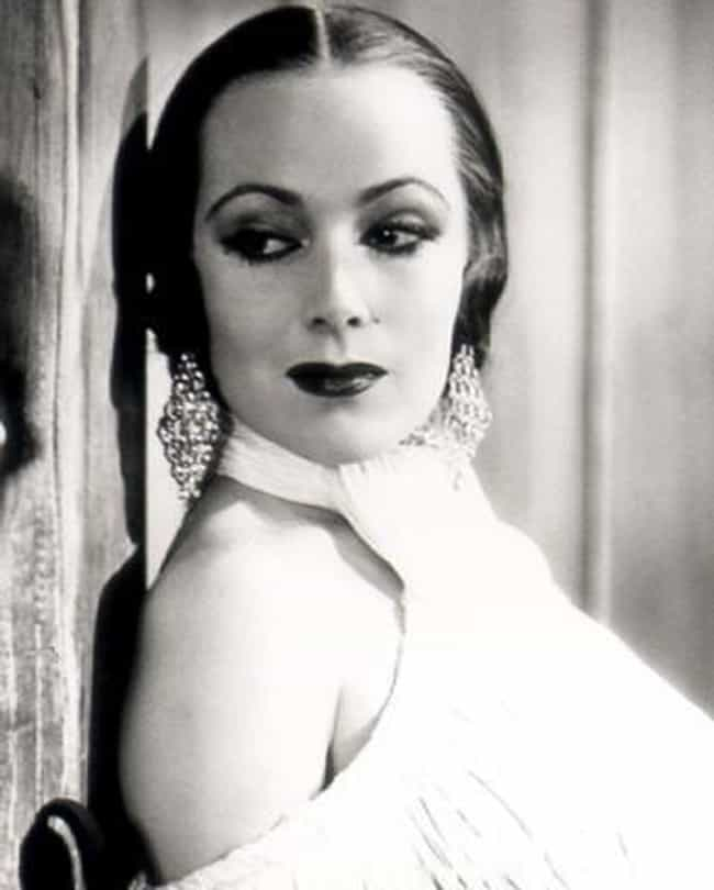 Dolores del Río ... is listed (or ranked) 2 on the list Famous People Who Died of Liver Failure