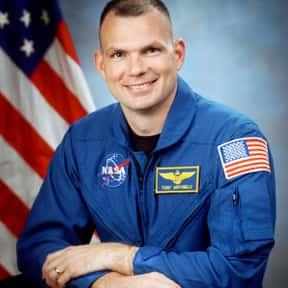 Dominic A. Antonelli is listed (or ranked) 15 on the list People Who Have Been To Space