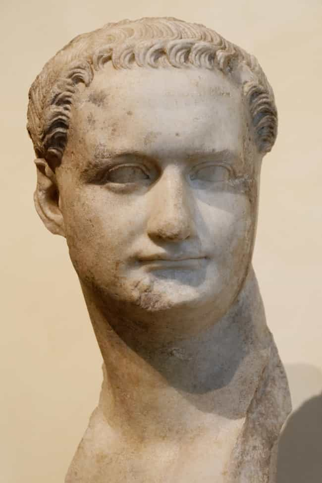 Domitian Left His Wife For His Niece