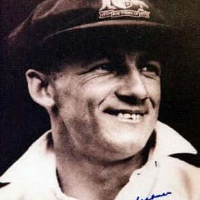 Donald Bradman is listed (or ranked) 15 on the list Famous Male Athletes from Australia