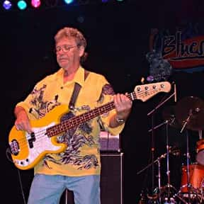 """Donald """"Duck"""" Dunn is listed (or ranked) 16 on the list The All-Time Best Rock Bassists"""