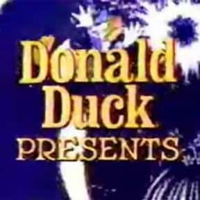 Donald Duck Presents is listed (or ranked) 11 on the list The Best Bird Cartoons