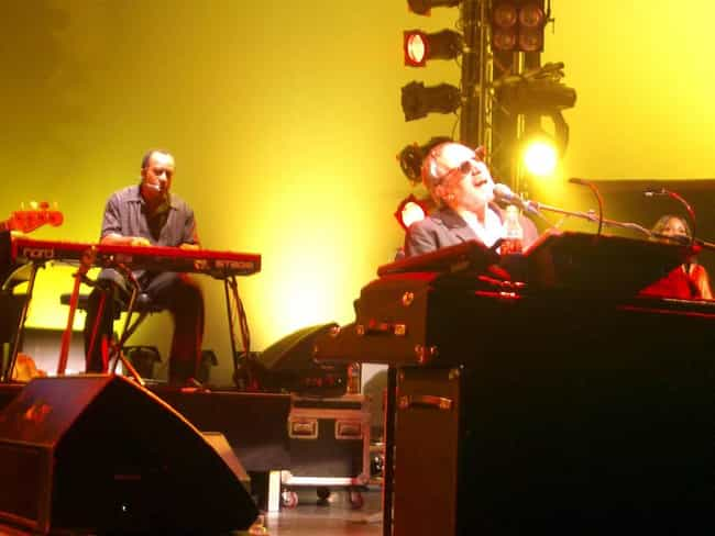 Donald Fagen is listed (or ranked) 4 on the list Famous Keytarists from the United States