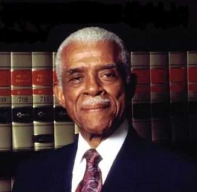 Donald L. Hollowell is listed (or ranked) 3 on the list Famous Lane College Alumni