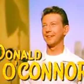 Donald O'Connor is listed (or ranked) 16 on the list Famous People Who Died in 2003