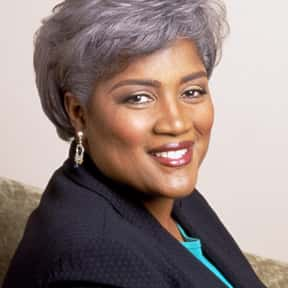 Donna Brazile is listed (or ranked) 7 on the list Famous Louisiana State University Alumni