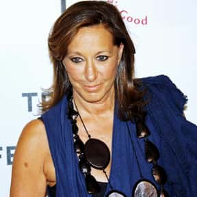 Donna Karan is listed (or ranked) 3 on the list The Most Influential People in Fashion