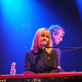 Donna Lewis is listed (or ranked) 23 on the list Famous People Named Donna