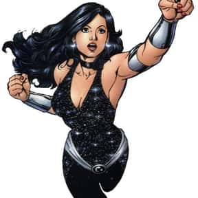 Donna Troy is listed (or ranked) 22 on the list The Best Teenage Superheroes