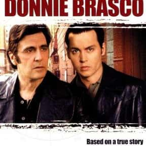 Donnie Brasco is listed (or ranked) 16 on the list The Best Movies of 1997