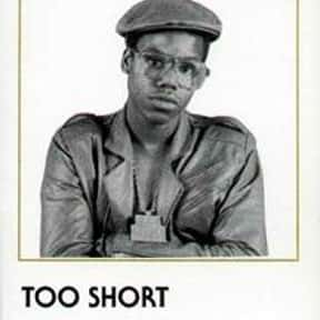 Don't Stop Rappin' is listed (or ranked) 10 on the list The Best Too $hort Albums of All Time