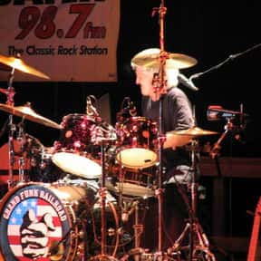 Don Brewer is listed (or ranked) 18 on the list The Best Singing Drummers