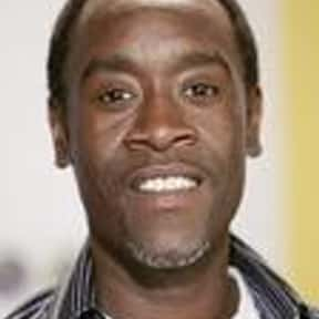 Don Cheadle is listed (or ranked) 12 on the list The Best African-American Film Actors