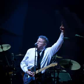 Don Henley is listed (or ranked) 13 on the list The Best Rock Vocalists