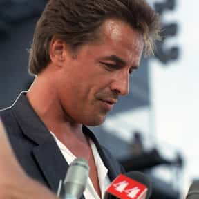 Don Johnson is listed (or ranked) 8 on the list Famous People Named Donald or Don
