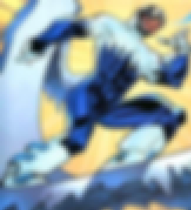 Blizzard (Donnie Gill) is listed (or ranked) 7 on the list The Complete List of Iron Man Villains and Enemies