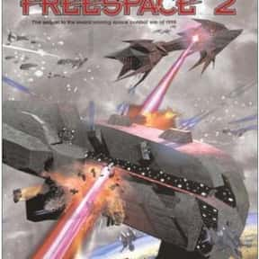 FreeSpace 2 is listed (or ranked) 4 on the list The Best Space Combat Simulator Games of All Time
